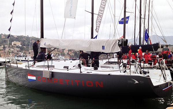 SeaWonder 46 RaceBoat